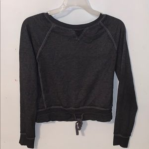 Forever 21 Long Sleeve w/ Front Knot